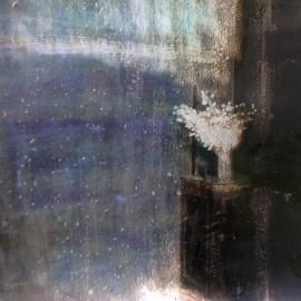 Endroit calme – 2013 – 40×40 cm