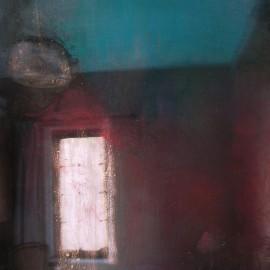 La chambre d'en bas – 2013 – 75×50 cm