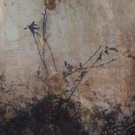 Le pommier du clos – 2013 – 116×75 cm