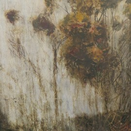 Les hortensias – 2013 – 116×75 cm