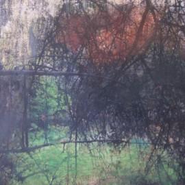 Ronces – 2012 – 65×50 cm