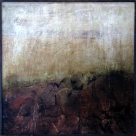 Terre intérieure – 2011 – 50×50 cm