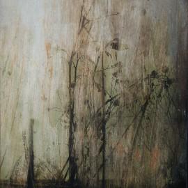Tournesols en hiver – 2013 – 75×50 cm