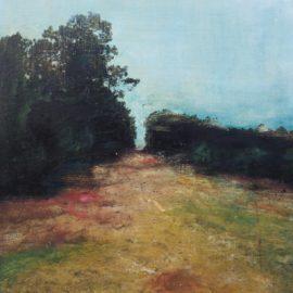 Une belle lumière – 2017 – 73×50 cm
